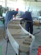 Saválló híd szerkezet gyártása
